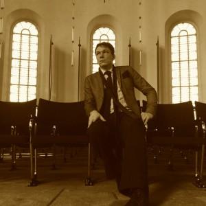 Zertifizierter Stadtführer Mikael GB Horstmann in der Paulskirche